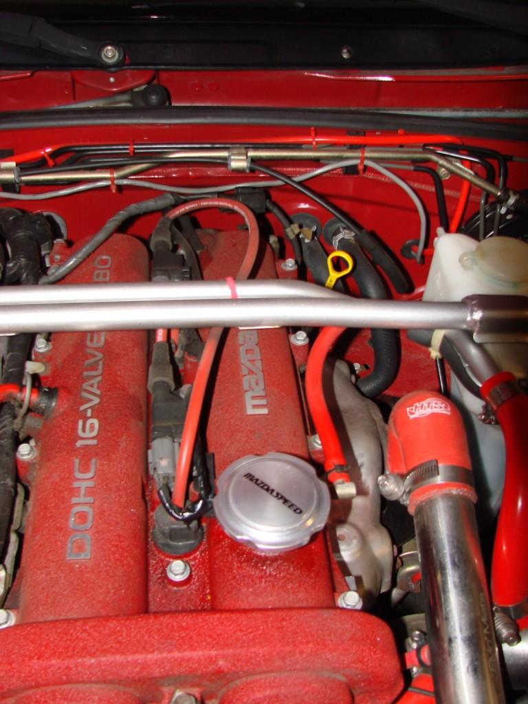 Mazda 3 Service Manual: Spark Plug Inspection Mzr 2.3 Disi Turbo