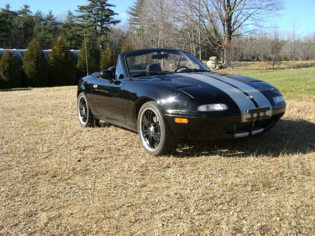 how to make my miata faster