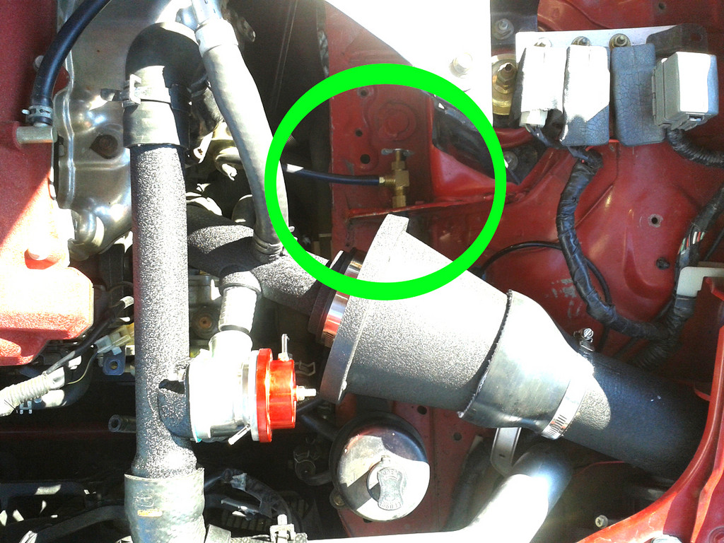 How To Install Maf Relocation Intake Kit Warning Lots Of Large Auto Meter Boost Wire Harness Disconnect Unmount The Oem Ebc Solenoid And Use One Supplied Resistors Bridge Refer Typical Instructions On This Forum For